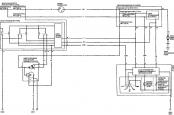 Схема стеклоочистителя Хонда аккорд 7