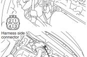 P0135 Oxygen sensor Heater System Mitsubishi Colt
