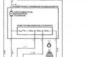 Схема вентилятора печки Витц Платц