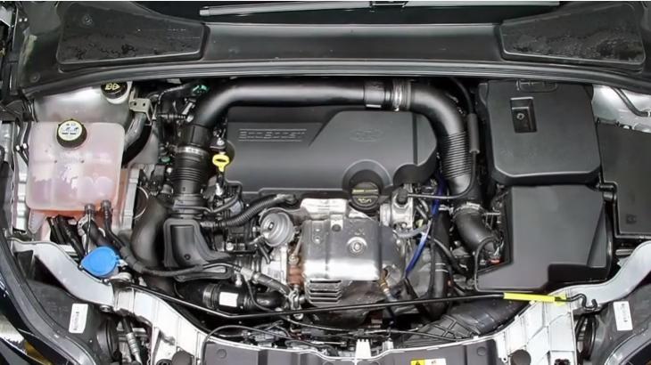 Форд Фокус 3 замена аккумулятора - фотоотчёт