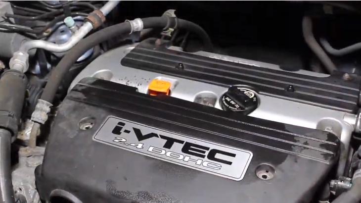 хонда двигатель 2.4