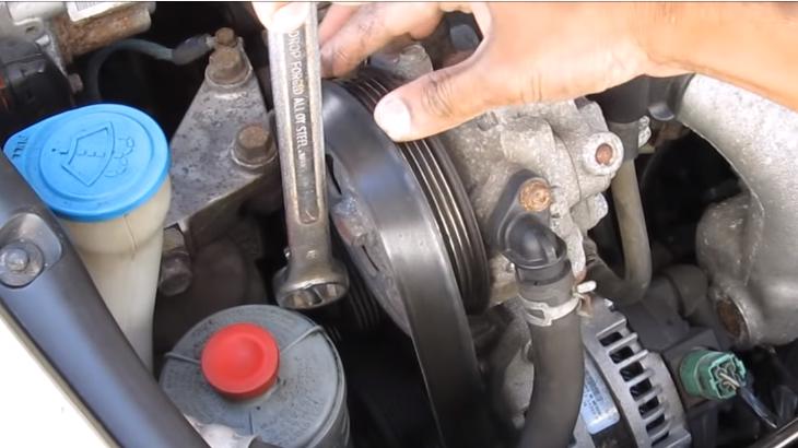 Хонда промывка клапана VTC