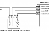 Ошибки Р0130, Р0131, Р0132, Р0133, Р0134 лада гранта, калина 2, цепь датчика кислорода