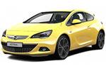 Тип ламп на Opel Astra J / GTC (11-…)