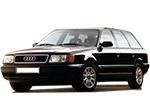 Тип ламп на Audi 100 3 поколения, C4 / универсал (90-94)