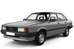 Тип ламп на Audi 80 2 поколения, B2 / седан (78-86)