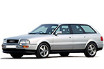 Тип ламп на Audi 80 4 поколения, B4 / универсал (91-96)
