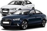 Тип ламп на Audi A3 3 поколения / седан (13-...)