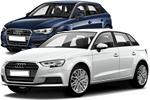 Тип ламп на Audi A3 3 поколения / Sportback (12-…)