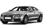 Лампы применяемые на  Audi A7, тип ламп