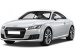 Тип ламп на Audi TT 3 поколения / купе (14-...)