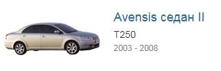 Блоки управления двигателем для Toyota Avensis