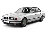 Тип ламп на BMW 5 E34 / седан (87-95)