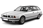 Тип ламп на BMW 5 E34 / универсал (91-97)