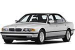 Тип ламп на BMW 7 E38 (94-01)
