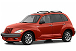 Тип ламп на Chrysler PT Cruiser PT / универсал (00-10)