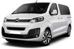Тип ламп на Citroen SpaceTourer 1 поколения (16-...)