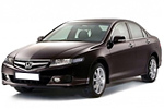 Тип ламп на Honda Accord 7 поколения / седан (02-08)