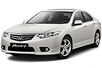 Тип ламп на Honda Accord 8 поколения / седан (08-13)
