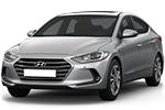 Тип ламп на Hyundai Elantra 6 поколения (16-...)