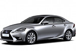 Тип ламп на Lexus IS 3 поколения (13-...)