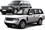 Тип ламп на Land Rover Range Rover 3 поколения (02-12)