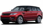 Лампы применяемые на  Land Rover Range Rover Sport, тип ламп
