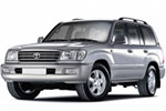 Тип ламп на Toyota Land Cruiser 100 (97-07)