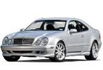 Тип ламп на Mercedes-Benz CLK-Class C208 / купе (97-02)