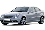 Тип ламп на Mercedes-Benz C-Class CL203 / купе (01-08)