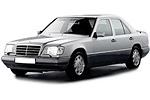 Тип ламп на Mercedes-Benz E-Class W124 / седан (93-96)