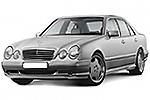 Тип ламп на Mercedes-Benz E-Class W210 / седан (95-03)