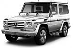 Лампы применяемые на  Mercedes-Benz G-Class, тип ламп