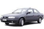 Тип ламп на Nissan Primera 1 поколения, P10 / седан (90-96)
