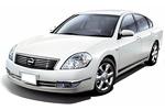 Тип ламп на Nissan Teana 1 поколения / J31 (03-08)