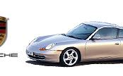 Размеры щёток дворников для Porsche