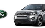 Размеры щёток дворников для Land Rover