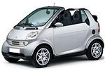Тип ламп на Smart City 450 / Cabrio (00-04)