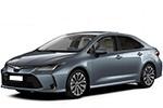 Тип ламп на Toyota Corolla 12 поколения / седан (19-...)