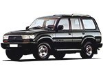 Тип ламп на Toyota Land Cruiser 80 (90-97)