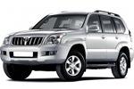 Какие лампы применяются на Toyota Land Cruiser Prado - тип всех ламп