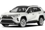Тип ламп на Toyota RAV4 5 поколения / XA50 (18-...)