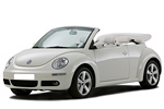 Тип ламп на Volkswagen Beetle A4 / кабриолет (02-10)
