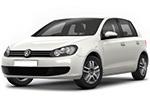 Тип ламп на Volkswagen Golf 6 поколения / хетчбек (08-13)