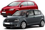 Какие лампы применяются на Volkswagen Golf Plus - тип всех ламп