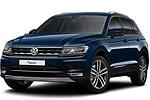 Какие лампы применяются на Volkswagen Tiguan - тип всех ламп