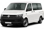 Тип ламп на Volkswagen Transporter 6 поколения / минивэн (15-...)