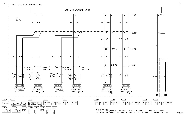 mmc аутлендер xl электросхема MITSUBISHI MULTI  COMMUNICATION SYSTEM (MMCS)