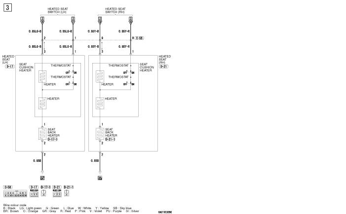 mmc L200 электросхемы pdf