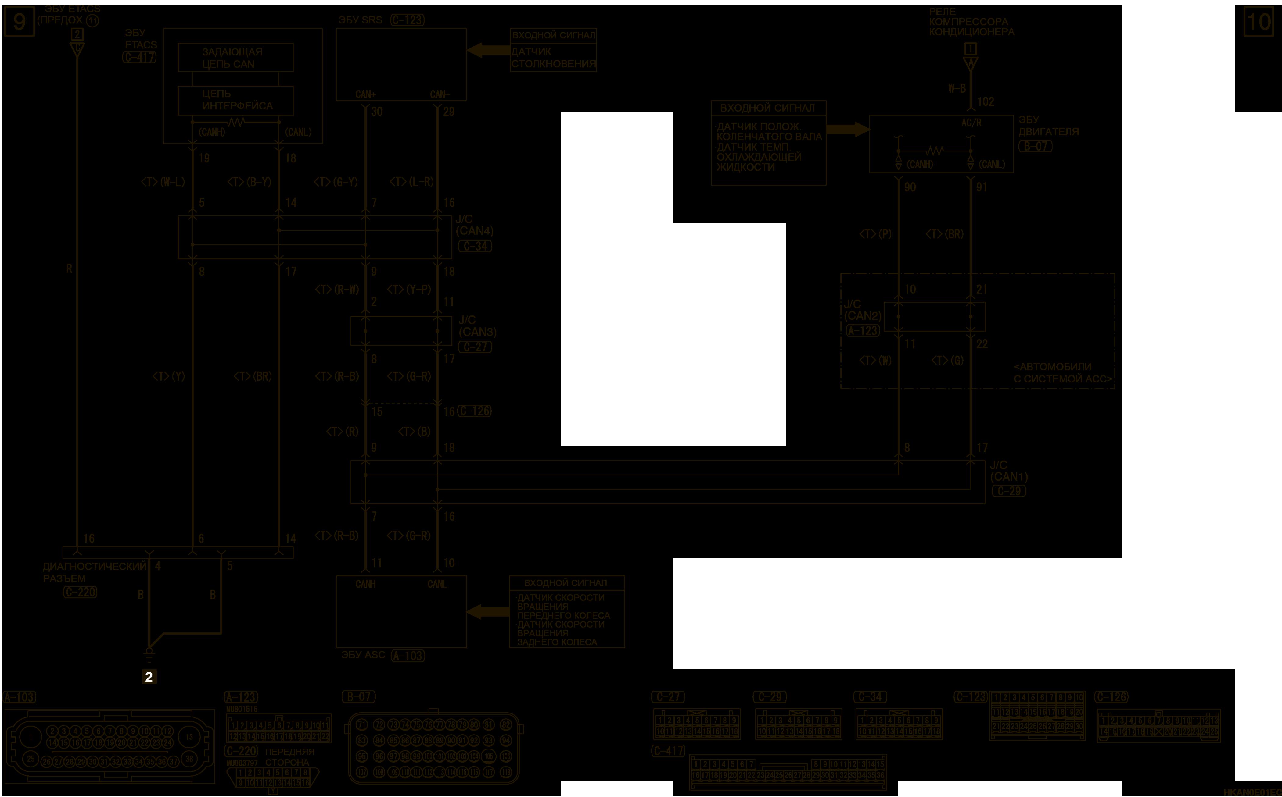 mmc аутлендер 3 2019 электросхемаКОНДИЦИОНЕР ВОЗДУХА ПРАВОСТОРОННЕЕ УПРАВЛЕНИЕ